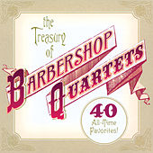 Barbershop Quartets, The Treasury Of by Various Artists