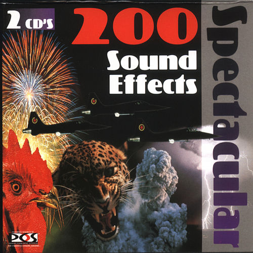 200 Sound Effects  by Sound Effects