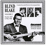 Blind Blake Vol. 2 (1927-1928) by Blind Blake