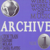 Wibbly Wobbly World Of Music Archive Vol. 1 by Zion Train