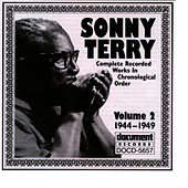 Sonny Terry Vol. 2 (1944-1949) by Sonny Terry