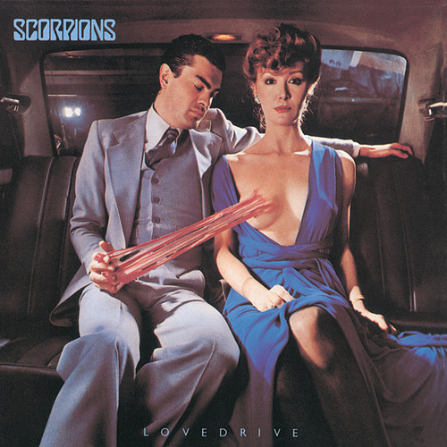 Lovedrive by Scorpions