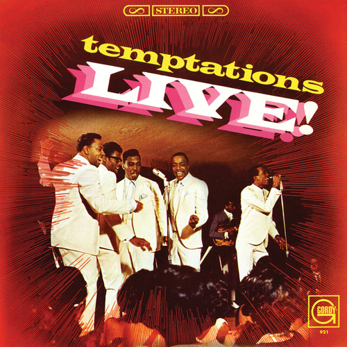 Temptations Live! by The Temptations