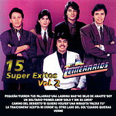 15 Super Exitos, Vol. 2 by Los Temerarios