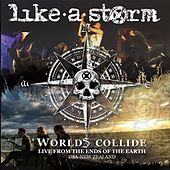 Worlds Collide: Live from the Ends of the Earth. Disc Two: Southern Skies (Unplugged in New Zealand) by Like A Storm