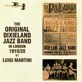 The Original Dixieland Jazz Band In London by Original Dixieland Jazz Band