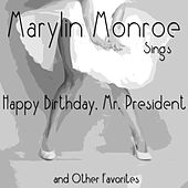 Marylin Monroe Sings Happy Birthday, Mr. President and Other Hits by Various Artists