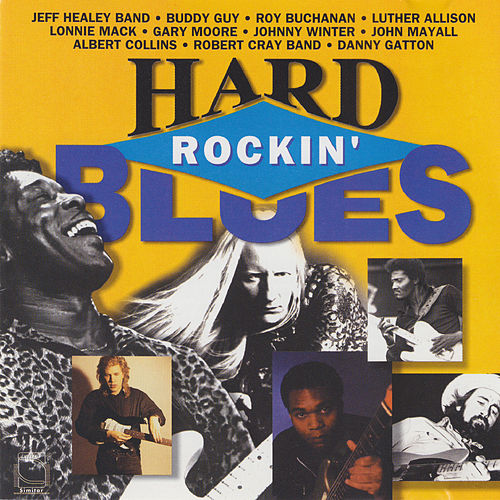 Hard Rockin' Blues by Various Artists