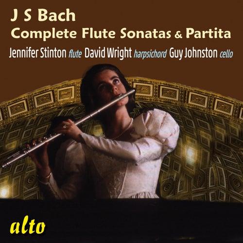 J.S. Bach: Complete Flute Sonatas & Solo Partita by Jennifer Stinton