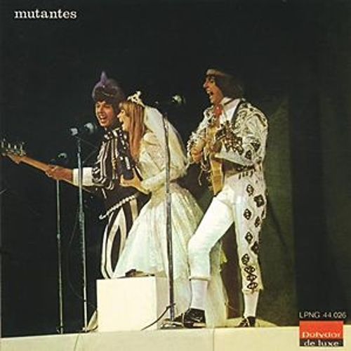 'Mutantes' by Os Mutantes