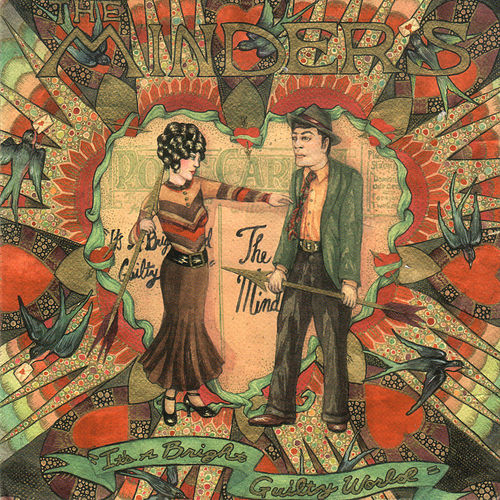 It's A Bright Guilty World by Minders