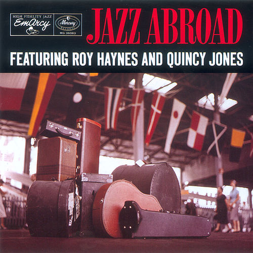 Jazz Abroad by Various Artists