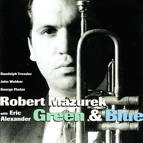 Green & Blue by Robert Mazurek