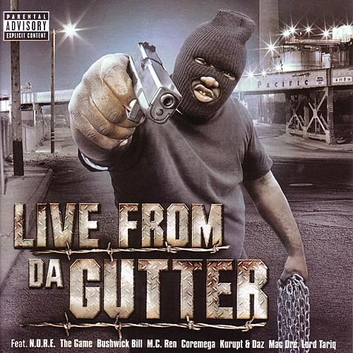 Live From Da Gutter - Soundtrack by Various Artists