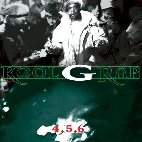 4, 5, 6 by Kool G Rap