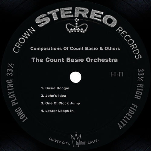 More Compositions Of Count Basie & Others by Count Basie