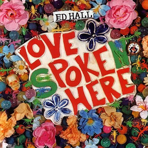 Love Poke Here by Ed Hall