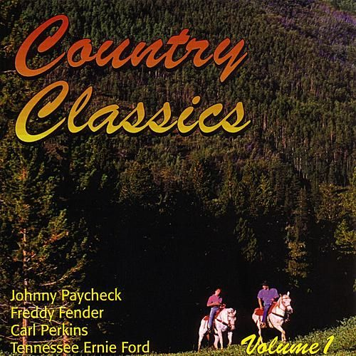 Country Classics Volume 1 by Various Artists