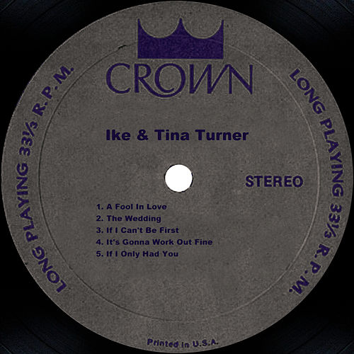Ike And Tina Turner by Ike and Tina Turner