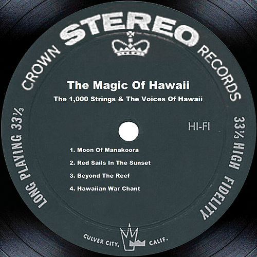 The Magic Of Hawaii by Art Neville