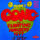Planet Gong by Gong
