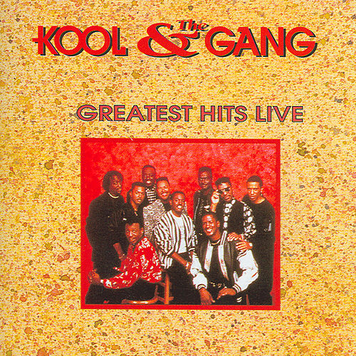 Greatest Hits Live by Kool & the Gang