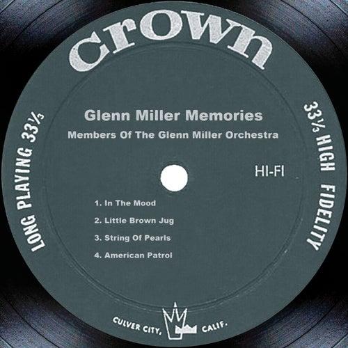 Glenn Miller Memories by Glenn Miller
