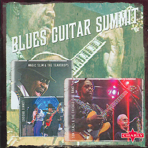 Blues Guitar Summit by Various Artists