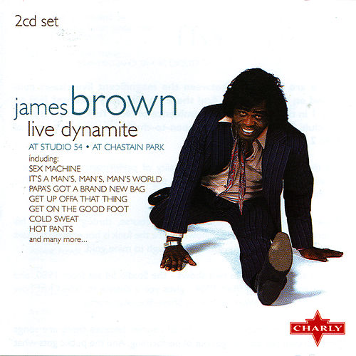 Live Dynamite CD1 by James Brown