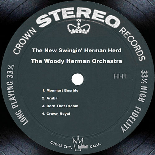 The New Swingin' Herman Herd by Woody Herman