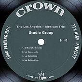 Trio Los Angeles -- Mexican Trio by Studio Group