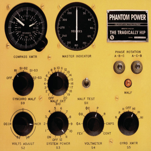 Phantom Power by The Tragically Hip