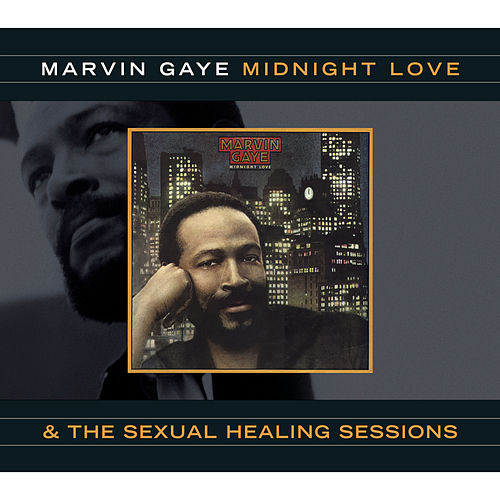 Midnight Love & The Sexual Healing Sessions by Marvin Gaye