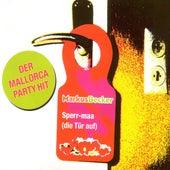 Sperr-ma (Die Tür auf) by Markus Becker