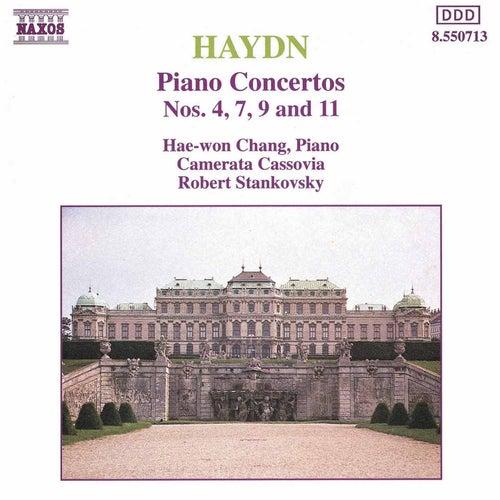 Piano Concertos by Franz Joseph Haydn
