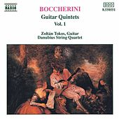 Guitar Quintets Vol. 1 by Luigi Boccherini