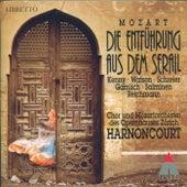 Mozart : Die Entführung aus dem Serail von Nikolaus Harnoncourt