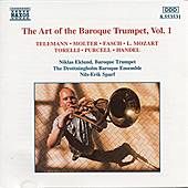 The Art of the Baroque Trumpet Vol. 1 von Various Artists