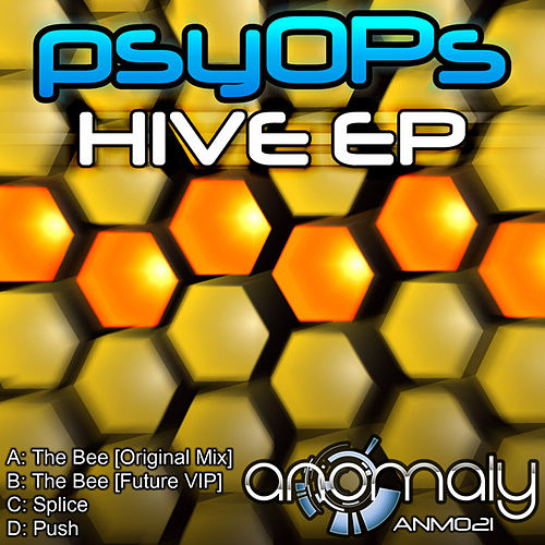 Hive - EP by PsyOps