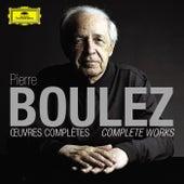 Pierre Boulez: Oeuvres complètes von Pierre Boulez