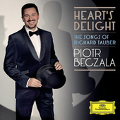 Heart's Delight - The Songs Of  Richard Tauber by Various Artists