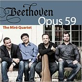 Beethoven: String Quartets Nos. 7, 8 and 9,