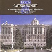 Brunetti: Six Quintets for two Violins, Viola, Bassoon and Cello, Op. 2 by Paolo Carlini