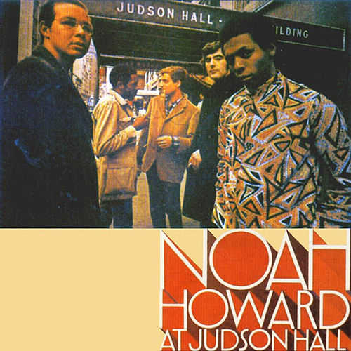 Noah Howard at Judson Hall by Dave Burrell