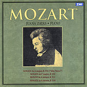 Juana Zayas Plays Mozart by Juana Zayas