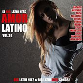 Amor Latino, Vol. 36 - 15 Big Latin Hits & Latin Love Songs (Bachata, Merengue, Salsa, Reggaeton, Kuduro, Mambo, Cumbia, Urbano, Ragga) by Various Artists