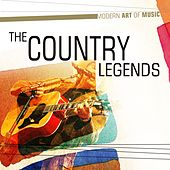 Modern Art of Music: The Country Legends by Various Artists