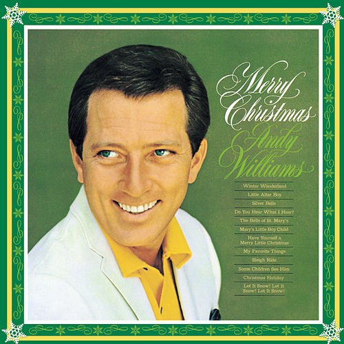 Merry Christmas by Andy Williams