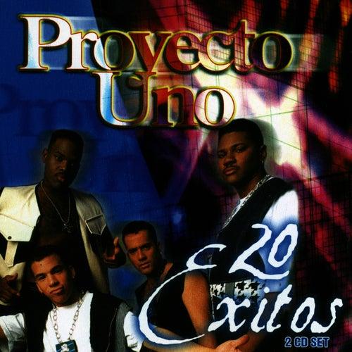 20 Exitos by Proyecto Uno