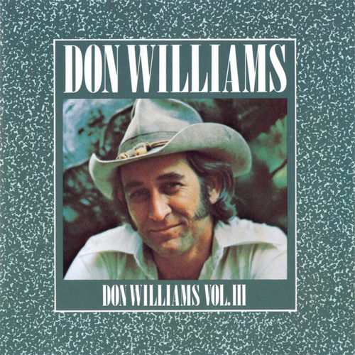 Volume Three by Don Williams